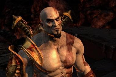 צפו בקרב מלא מתוך God of War 3 Remastered