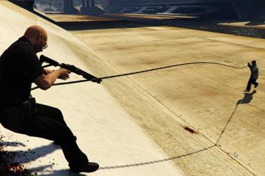 GTA V ו-Just Cause נפגשים במוד חדש