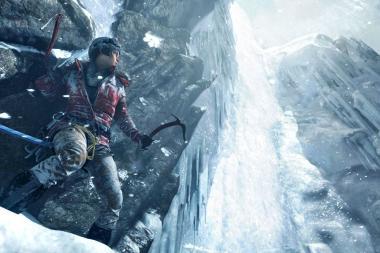 הטריילר של Rise of the Tomb Raider מכוון גבוה