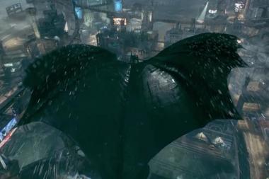 Batman: Arkham Knight נראה הכי טוב על כרטיס של Nvidia