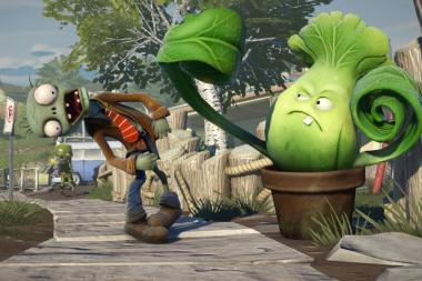 Plants Vs Zombies: Garden Warfare 2 ייחשף בכנס E3