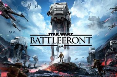 Star Wars Battlefront קיבל טיזר משחקיות