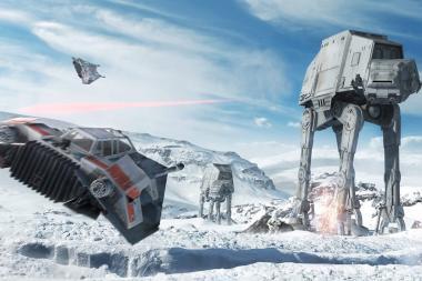 עדיין לא מאוחר להירשם לאלפא הסגורה של Star Wars Battlefront