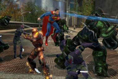 דעה: ככה צריך להיראות המשחק של סופרמן