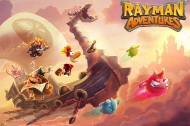 Rayman Adventures הוכרז למובייל