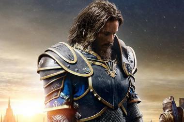 תמונות ראשונות נחשפו מהסרט של Warcraft