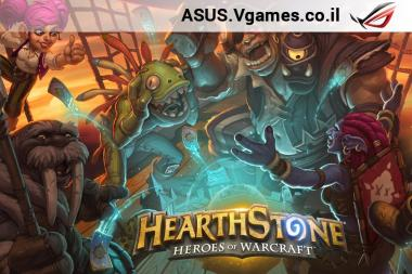 ההכרזה הגדולה של Hearthstone תשודר היום בלילה
