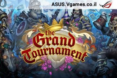 כל הפרטים על הרחבת The Grand Tournament של Hearthstone