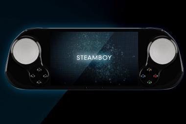 הכירו את ה-Smach Zero - קונסולת Steam ניידת