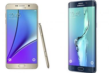 רשמי: כל הפרטים על ה-Galaxy S6 Edge Plus וה-Note 5