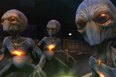 יומן מסע: XCOM - יום הפלישה