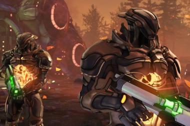 יומן מסע: XCOM - הר אדום