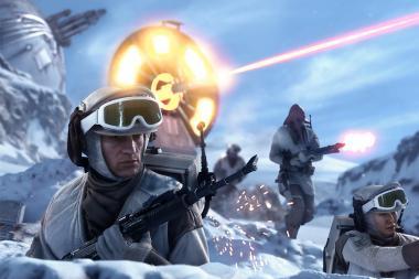 Star Wars Battlefront יקבל בטא פתוחה בחודש הבא