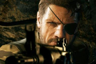 ביקורת - Metal Gear Solid V: The Phantom Pain