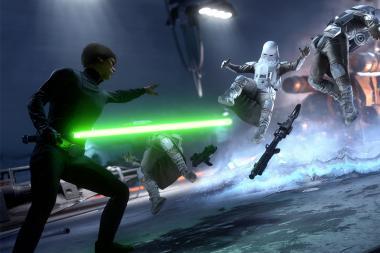 כך מערכת הגיבורים תעבוד ב-Star Wars: Battlefront