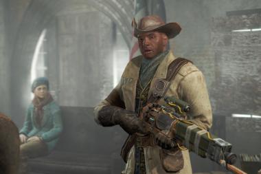 מסתבר ש-Fallout 4 שוקל הרבה פחות ממה שחשבנו