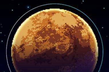 חדש במובייל - מערות, ברווזים ומשלחת למאדים