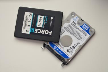 המשדרג: כך הופכים כונן קשיח נייד לכונן SSD נייד