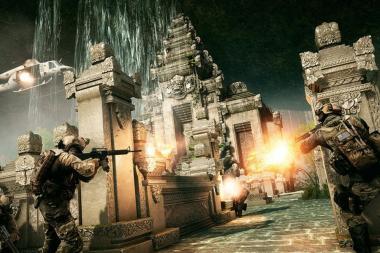 הכירו את מפת בחירת הקהל של Battlefield 4