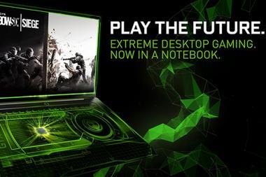 Nvidia מביאה יותר עוצמה למחשבים ניידים