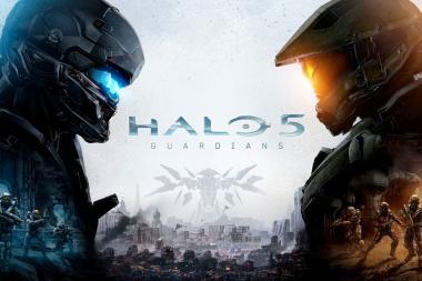 Halo 5 מקבל טריילר השקה