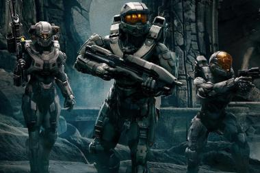 צפו בחצי השעה הראשונה מתוך Halo 5 - ספוילרים!