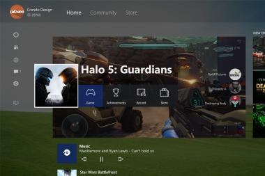 עדכון הענק של ה-Xbox One מגיע ב-12 לנובמבר