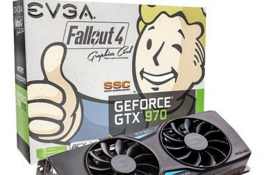 EVGA השיקה כרטיס מסך מיוחד ל-Fallout 4
