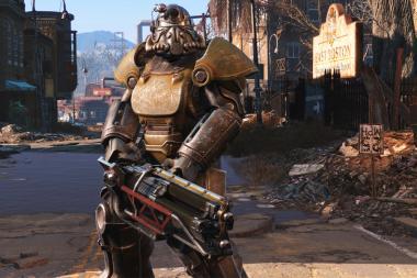 ביקורת - Fallout 4