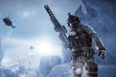 Battlefield 4 - שחקו במפה מושלגת לכבוד החגים