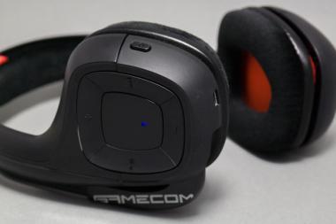 ביקורת - אוזניות Plantronics Gamecom 818