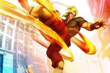 הטריילר הסינמטי Street Fighter V יכניס אתכם להייפ