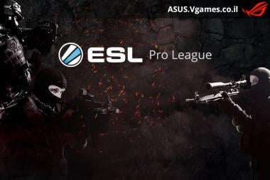 העונה השלישית של ESL Pro League תתחיל היום