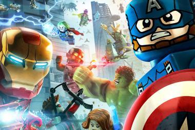 זכו בעותק של Lego Avengers