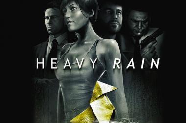 משחקי Heavy Rain יגיעו ל-PS4 בחודש הבא