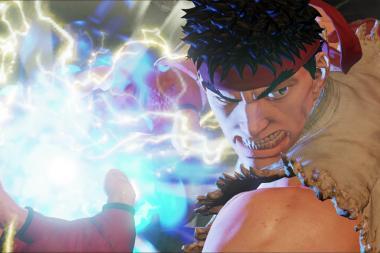 ביקורת - Street Fighter V