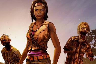 מישון נוקמת בזומבים בטריילר ההשקה של The Walking Dead: Michonne