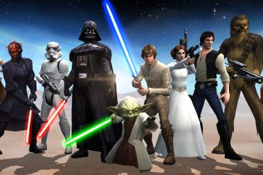 ביקורת מובייל - Star Wars: Galaxy of Heroes