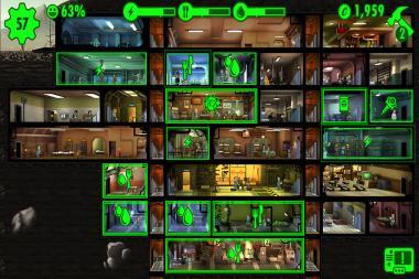 Bethesda מוסיפה אפשרויות חדשות ל-Fallout Shelter