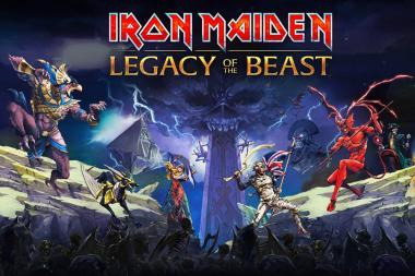 צפו בטריילר ההשקה למשחק המובייל של Iron Maiden