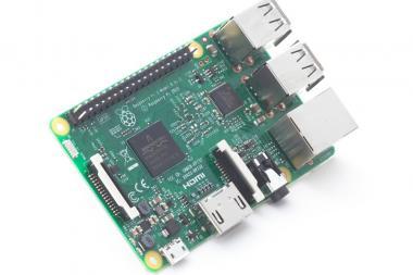 מחשב ה-Raspberry Pi 3 הפך לאהבה החדשה של המפתחים