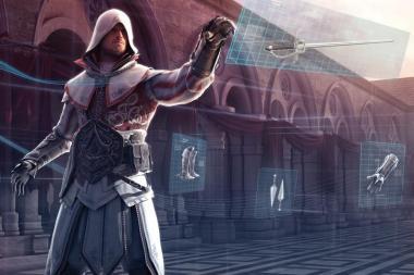 חדש במובייל - מתנקשים וסיפור על חרבות
