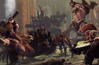 Total War: Warhammer נדחה למאי, נחשפו דרישות המערכת
