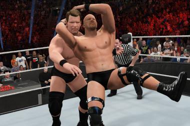 WWE 2K16 הושק למחשב