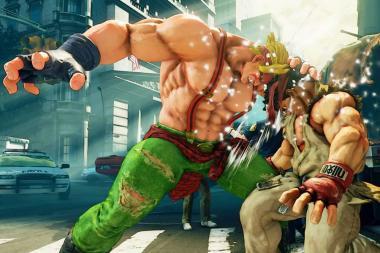 Street Fighter V יקבל דמות חדשה בהמשך החודש