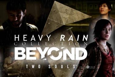 ביקורת - Beyond: Two Souls & Heavy Rain