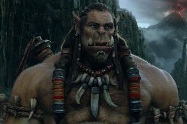 טריילר חדש לסרט Warcraft