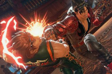 Namco Bandai שואלת: רוצים את Tekken 7 ל-PC?