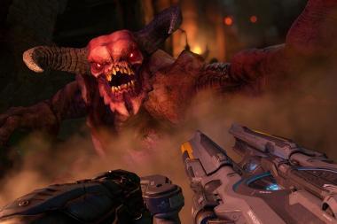 הכירו כמה מהשדים והנשקים של Doom