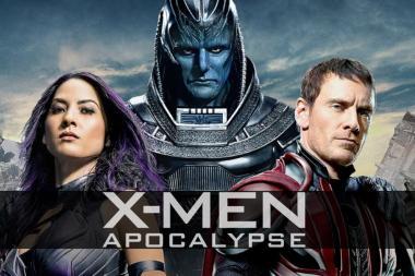 צפו בטריילר החדש של X-Men: Apocalypse